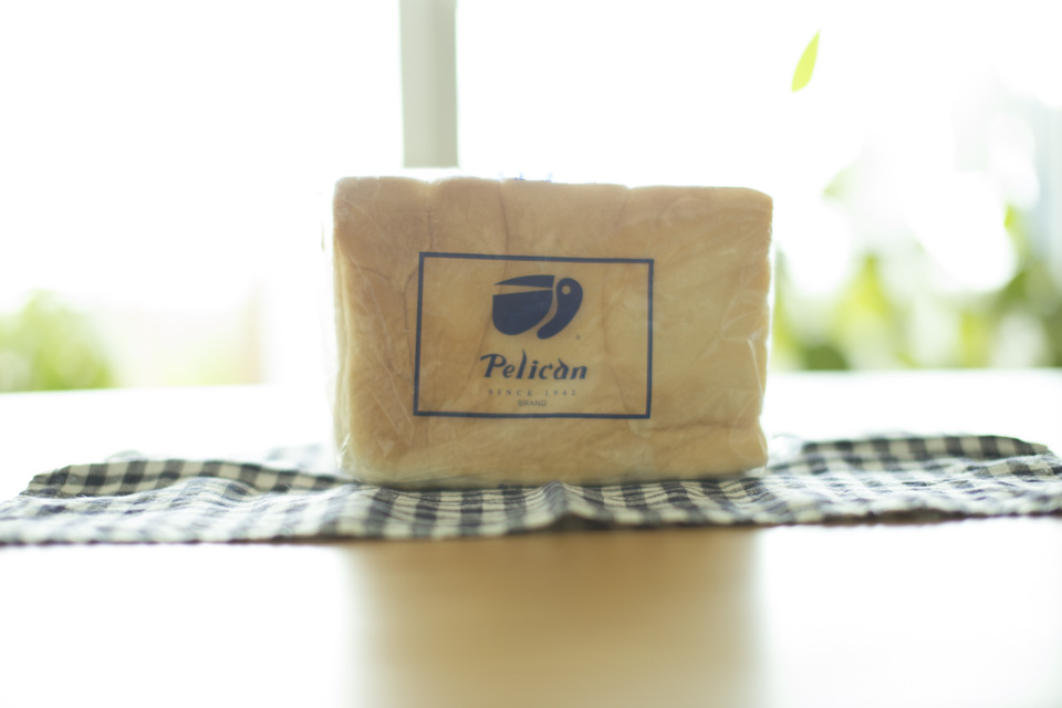 ペリカンの食パン