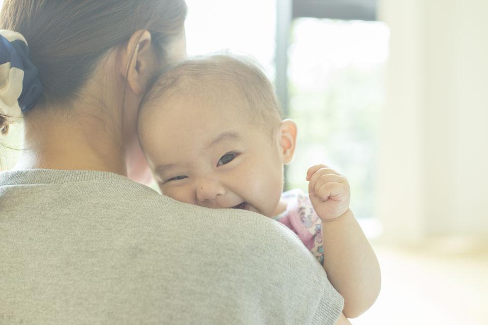 ママと赤ちゃん03