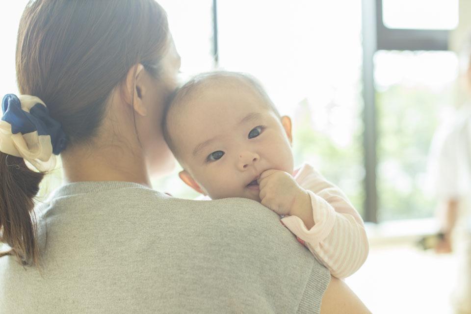 ママと赤ちゃん01
