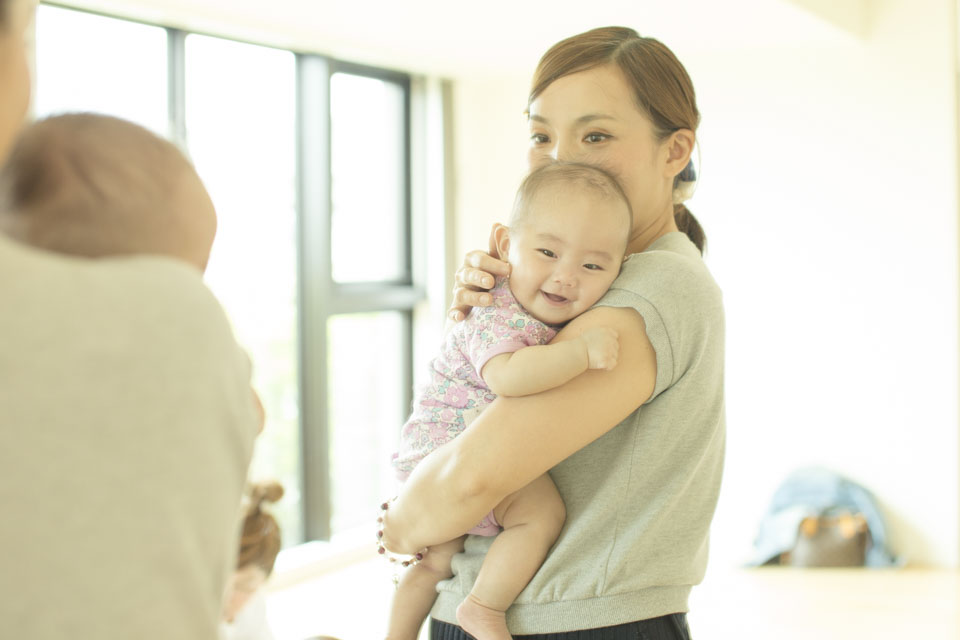 ママと赤ちゃん02